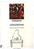 Okładka: Porrino Ennio, Concertino (Orchestra / Piano / Trumpet)
