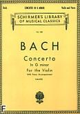 Okładka: Bach Johann Sebastian, Concerto In G Minor (Orchestra / Piano / Violin)