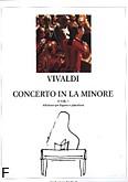 Okładka: Vivaldi Antonio, Koncert a-moll, F.VIII, nr 7