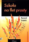 Okładka: Stadnik Ryszard, Szkoła na flet prosty