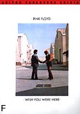 Okładka: Pink Floyd, Wish You Were Here Guitar Tab Edition