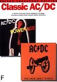 Okładka: AC/DC, Classic AC/DC