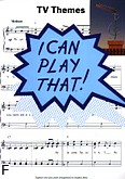 Okładka: , I Can Play That!: TV Themes