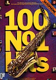 Ok�adka: , 100 No.1 Hits For Saxophone