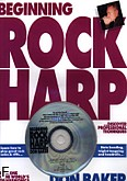 Ok�adka: Baker Don, Beginning Rock Harp