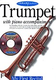 Ok�adka: , Solo Plus: My First Recital For Trumpet