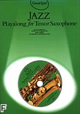 Ok�adka: Honey Paul, Jazz For Tenor Saxophone (+ CD)