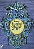 Okładka: Pachelbel Johann, Organ Works