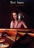 Okładka: Amos Tori, Tori Amos - for easy piano