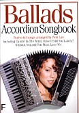 Ok�adka: , Accordion Songbook Ballads