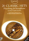 Okładka: Spot Guest, 20 Classic Hits: Playalong For Saxophone