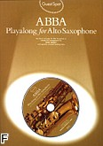 Okładka: Abba, Guest Spot Abba: Playalong For Alto Saxophone