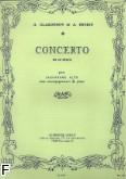 Okładka: Głazunow Aleksander, Koncert Es-dur
