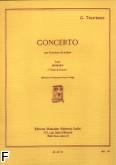 Ok�adka: Tourneur Georges, 1-re partie du Concerto d'apr�s Mozart