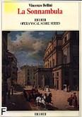 Okładka: Bellini Vincenzo, Lunatyczka