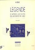 Ok�adka: Reni� Henriette, Legende d'apr�s les Elfes de Leconte de Liste