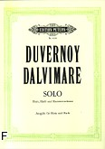 Okładka: Duvernoy Frédéreic Nikolas - Dalvimare Martin Pier, Solo (róg i harfa)