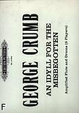 Okładka: Crumb George, An Idyll for the Misbegotten na flet i perkusję