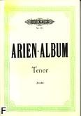 Okładka: Różni, Arien-Album (tenor)
