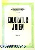 Ok�adka: R�ni, Koloratur-Arien (sopran)