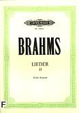Ok�adka: Brahms Johannes, Lieder II (g�os wysoki)