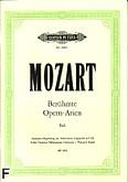 Ok�adka: Mozart Wolfgang Amadeusz, Ber�hmte Opern-Arien (bas)
