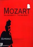 Okładka: Mozart Wolfgang Amadeusz, Das Arienbuch z.1 (sopran)