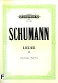 Ok�adka: Schumann Robert, Lieder II (g�os wysoki)