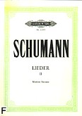 Okładka: Schumann Robert, Lieder II