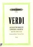 Okładka: Verdi Giuseppe, Opern-Arien (tenor)