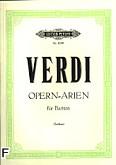 Ok�adka: Verdi Giuseppe, Opern-Arien (baryton)