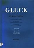 Ok�adka: Gluck Christoph Willibald von, Orfeusz i Eurydyka