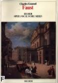 Okładka: Gounod Charles, Faust