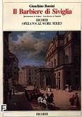 Okładka: Rossini Gioacchino Antonio, Cyrulik sewilski