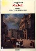 Okładka: Verdi Giuseppe, Macbeth