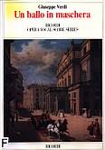 Ok�adka: Verdi Giuseppe, Bal maskowy
