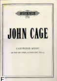 Ok�adka: Cage John, Cartridge Music