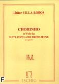 Okładka: Villa-Lobos Heitor, Suite populaire Bresilienne nr 5 Chorinho