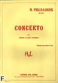 Okładka: Villa-Lobos Heitor, Concerto