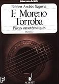 Ok�adka: Moreno Torroba Federico, Pieces caracteristiques I
