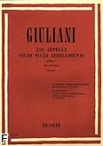 Ok�adka: Giuliani Mauro, 120 Arpeggi, Studi sugli abbellimenti dall' Op. 1