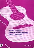 Ok�adka: Sin�poli Antonio, Gran m�todo completo para guitarra