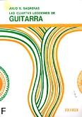 Okładka: Sagreras Julio S., Las cuartas lecciones de guitarra