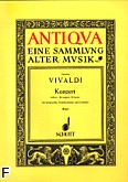Okładka: Vivaldi Antonio, Koncert D-Dur na wiolonczelę, ork. smyczk. i b.c. (wyc. fort.)