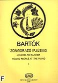 Ok�adka: Bart�k B�la, Young people at the piano z. 1