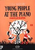 Okładka: Bartók Béla, Young people at the piano z. 2