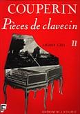 Ok�adka: Couperin Fran�ois, Pieces de clavecin vol. 2