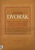 Okładka: Dvořák Antonin, Koncert a-moll op. 53 na skrzypce i orkiestrę
