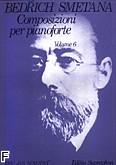 Ok�adka: Smetana Bedrich, Composizioni per pianoforte vol. 6