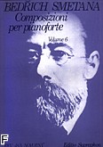 Okładka: Smetana Bedrich, Composizioni per pianoforte vol. 6